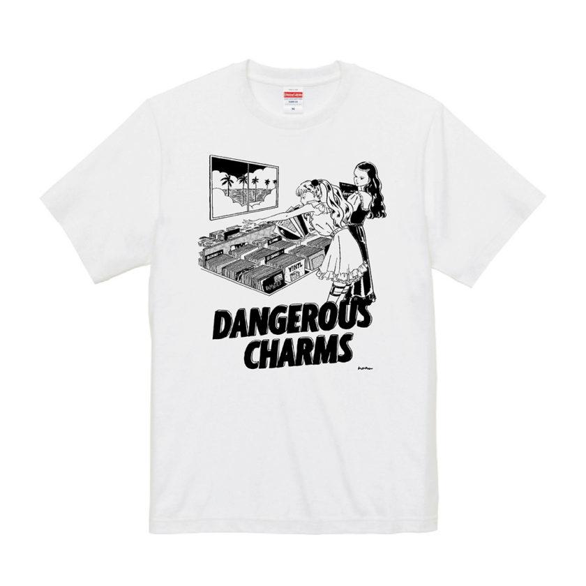 Tシャツ DANGEROUS CHARMS