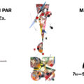 "GOO CHOKI PAR monthly solo exhibition ""Petaloid"""